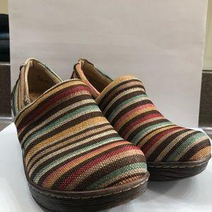 BOC shoes , multi color